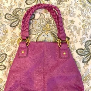 Beautiful purple purse